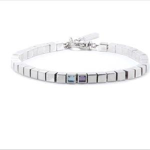 Montblanc boheme cube link bracelet